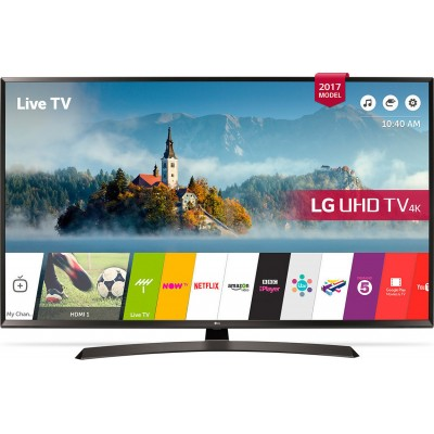 LG 49UJ634V 4K Ultra HD Smart