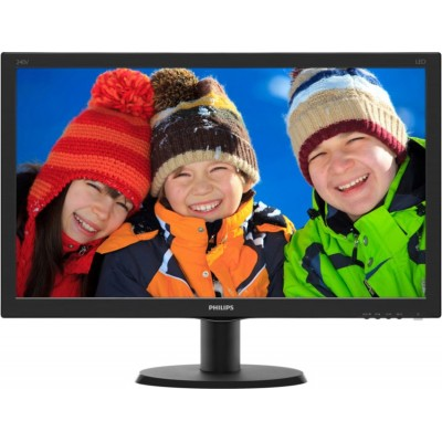 Philips 240V5QDSB LCD Monitor