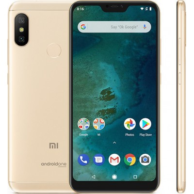 Xiaomi Mi A2 Lite 3GB 32GB Dual Sim Gold Global Version EU