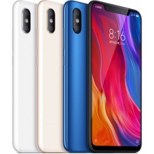 Xiaomi Mi 8 6GB/64GB Dual Sim Black Global Version EU