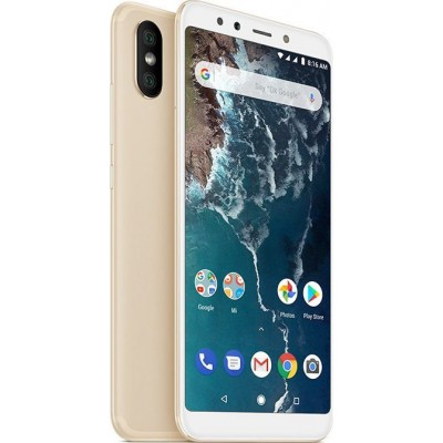 Xiaomi Mi A2 (4GB/64GB) Global Edition Dual Sim Gold