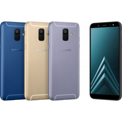 Samsung Galaxy A6 2018 (A600) Single Sim Gold EU