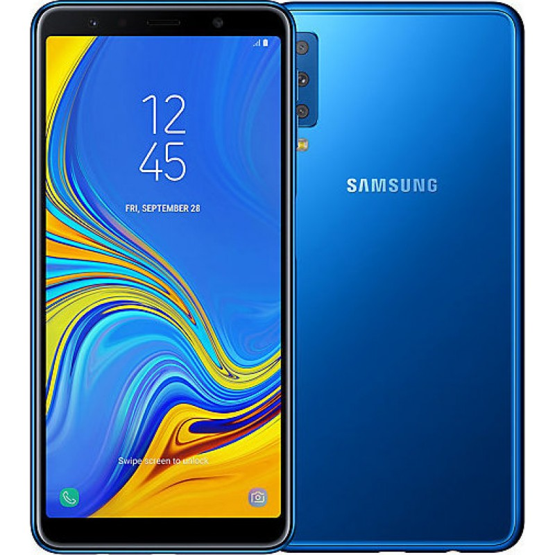Samsung Galaxy A7 (2018) 64GB blue