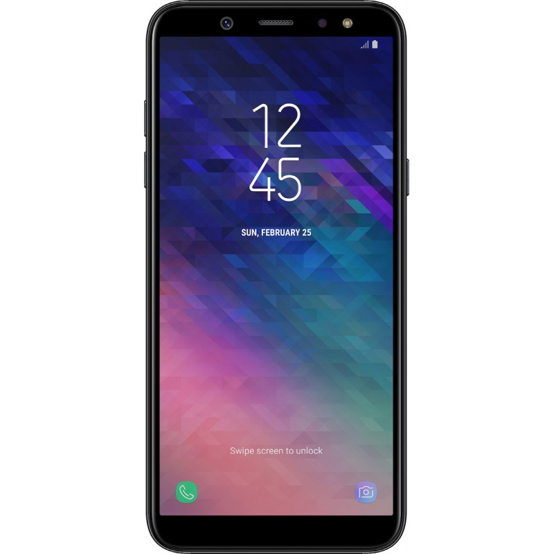 Samsung Galaxy A6 (2018) A600 (32GB) Black