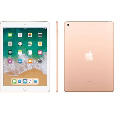 "Apple iPad 9.7"" WiFi 6th Gen 128GB Gold MRJP2_/A"