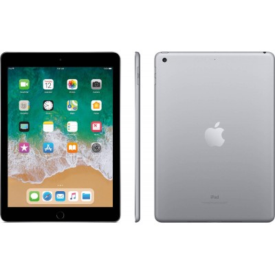"Apple iPad 9.7"" WiFi 6th Gen 128GB Space Gray MR7J2_/A"