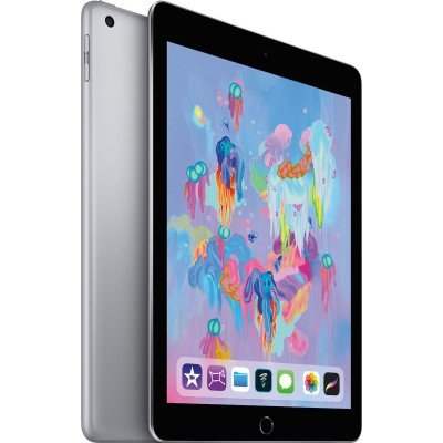 "Apple iPad 9.7"" WiFi 6th Gen 32GB Space Gray MR7F2_/A"