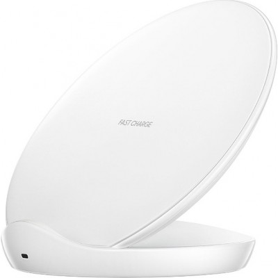 Samsung Wireless Charger Stand EP-N5100BWEGBW Fast Qi WHITE