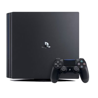 Sony Playstation 4 Pro 1 TB + FIFA 2018 + Dualshock v2 Black
