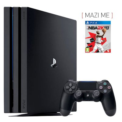 Sony Playstation 4 Pro 1 TB + NBA 2k18