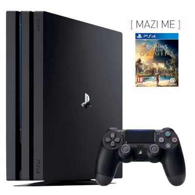 Sony Playstation 4 Pro 1 TB + Assassin's Creed Origins