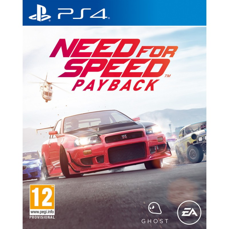 EA Games Need for Speed Payback (PS4)