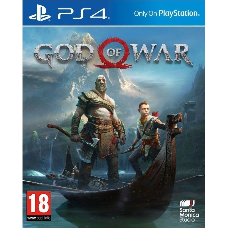 God of War Standard Edition - PS4 Game
