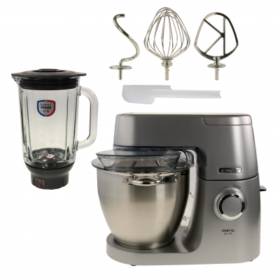Kenwood KVL6320S Chef XL Elite Κουζινομηχανή