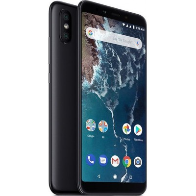 Xiaomi Mi A2 (4GB/64GB) Global Edition Dual Sim Black